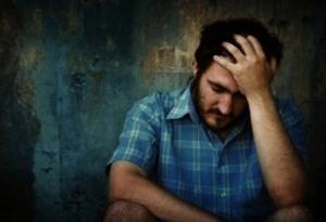 man-discouraged